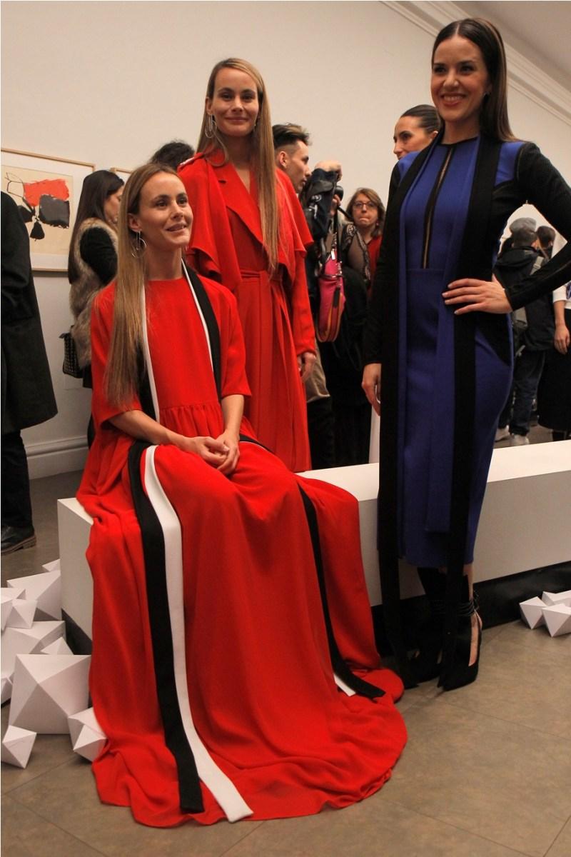 PILAR DALBAT Runway Show - Mercedes-Benz Fashion Week Madrid