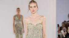 CELIA KRITHARIOTI COUTURE SPRING SUMMER 2018 SHOW PACKAGE