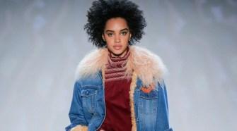 VIVIENNE TAM FALL 2018 at New York Fashion Week