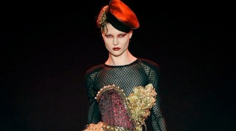 The Blonds FALL 2018 Womenswear at New York Fashion Week