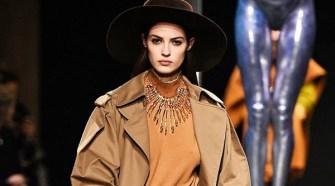 Alberta Ferretti Fall Winter 2018 Runway Show Milan Fashion Week