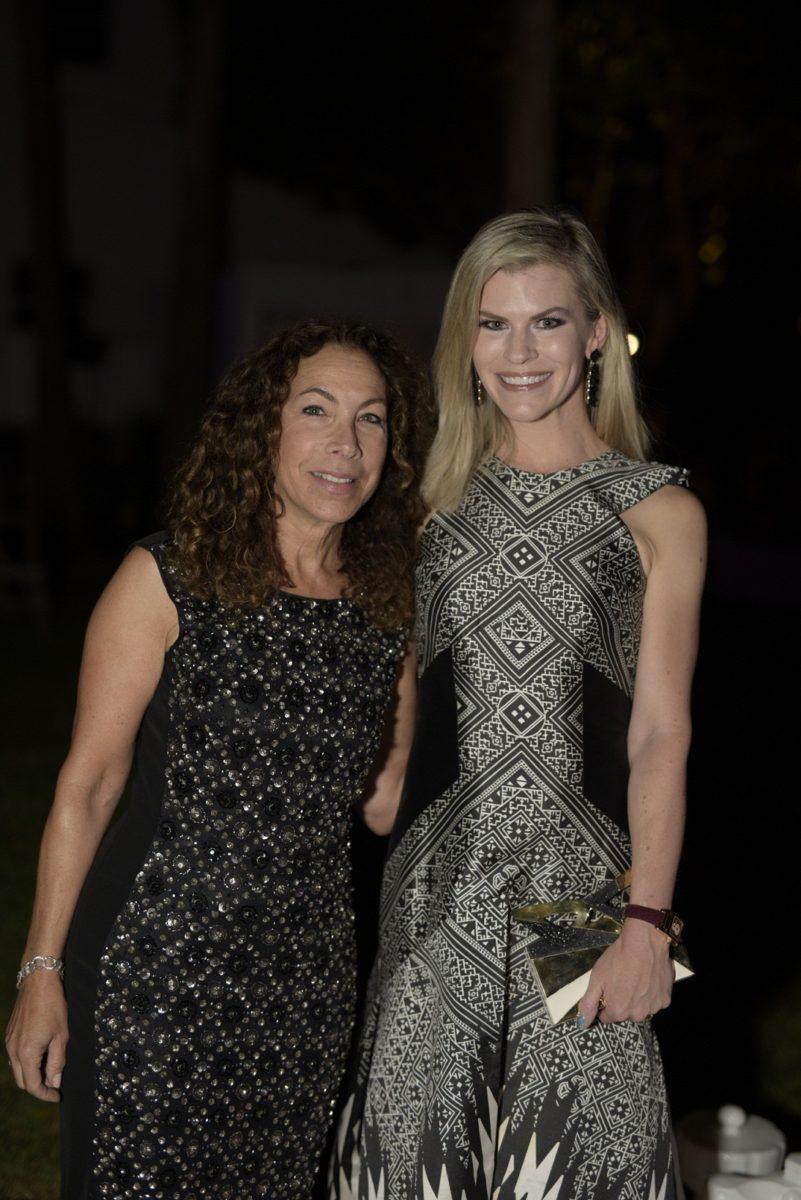 Cheryl Bergenfeld & Suzy Buckley Woodward