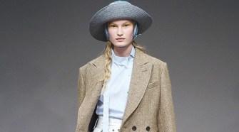 Eudon Choi Fall Winter 2018 Womenswear – London Fashion Week