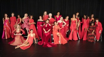 WOMEN IN RED SPOTLIGHTS HEART HEALTH