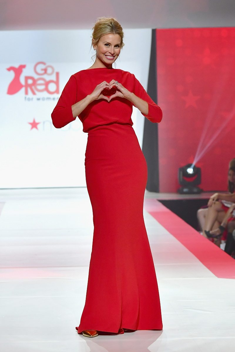 The American Heart Association's Go Red For Women Red Dress Collection 2018 Presented By Macy's - Runway