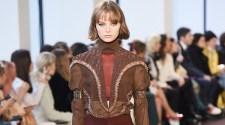 Chloé Fall Winter Womenswear Paris Fashion Week 2018