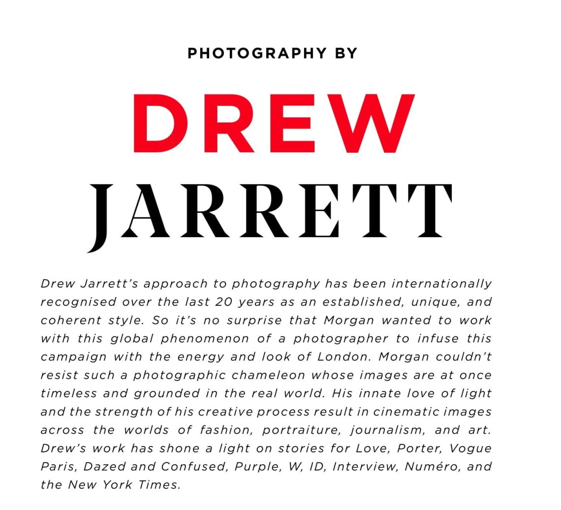 DREW JARRETT