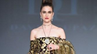 David Tupaz Runway Show - Style Fashion Week Palm Springs