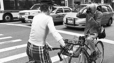 Celebrating Bill Cunningham Shooting Tziporah Salamon e1529679942120