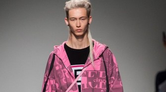 Iceberg Spring Summer 2019 Menswear - London Fashion Week Mens