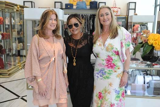 Dana Shear, Orianne Collins, and Nicole Lozano