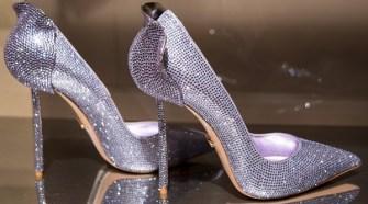 Le Silla Luxury Shoes Presentation at Milano Fashion Week