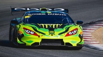 Spinelli, Michimi Score Poles for Lamborghini Super Trofeo North America at WeatherTeach Raceway Laguna Seca