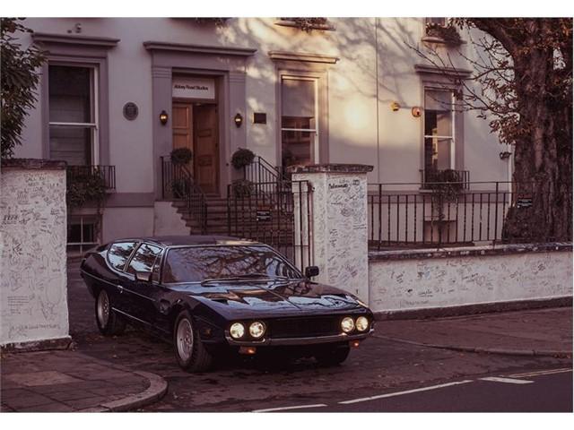 Lamborghini celebrates Espada's 50th anniversary