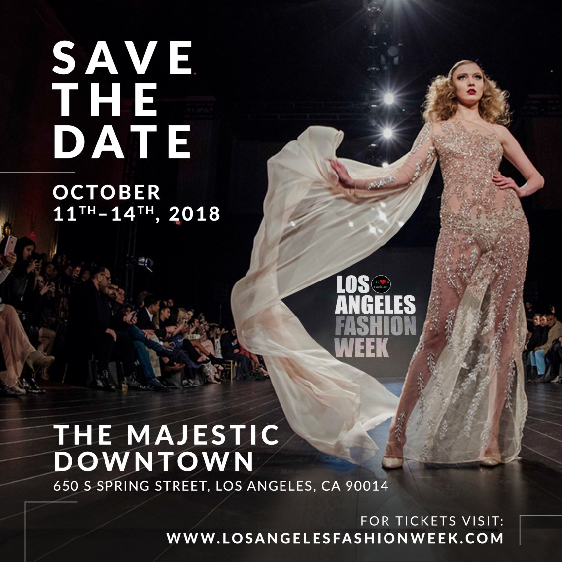 Los Angeles Fashion Week Schedule