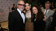 Emily Estefan Performed at The Underline's Kickoff Event as her Legendary Parents Gloria and Emilio Sang Along!