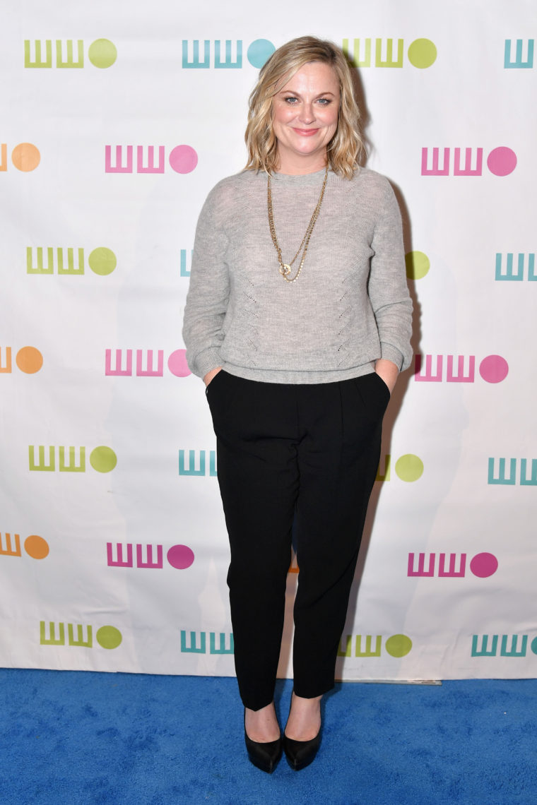 Amy Poehler attends the Worldwide Orphans 14th Annual Gala