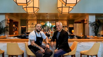 THE DIPLOMAT BEACH RESORT CULINARY PARTNERSHIP WITH THE MIAMI HEAT