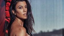 Kourtney Kardashian Covers GQ Mexico's December / January Issue 7
