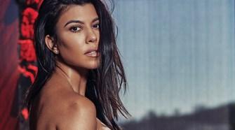Kourtney Kardashian Covers GQ Mexico's December / January Issue 16