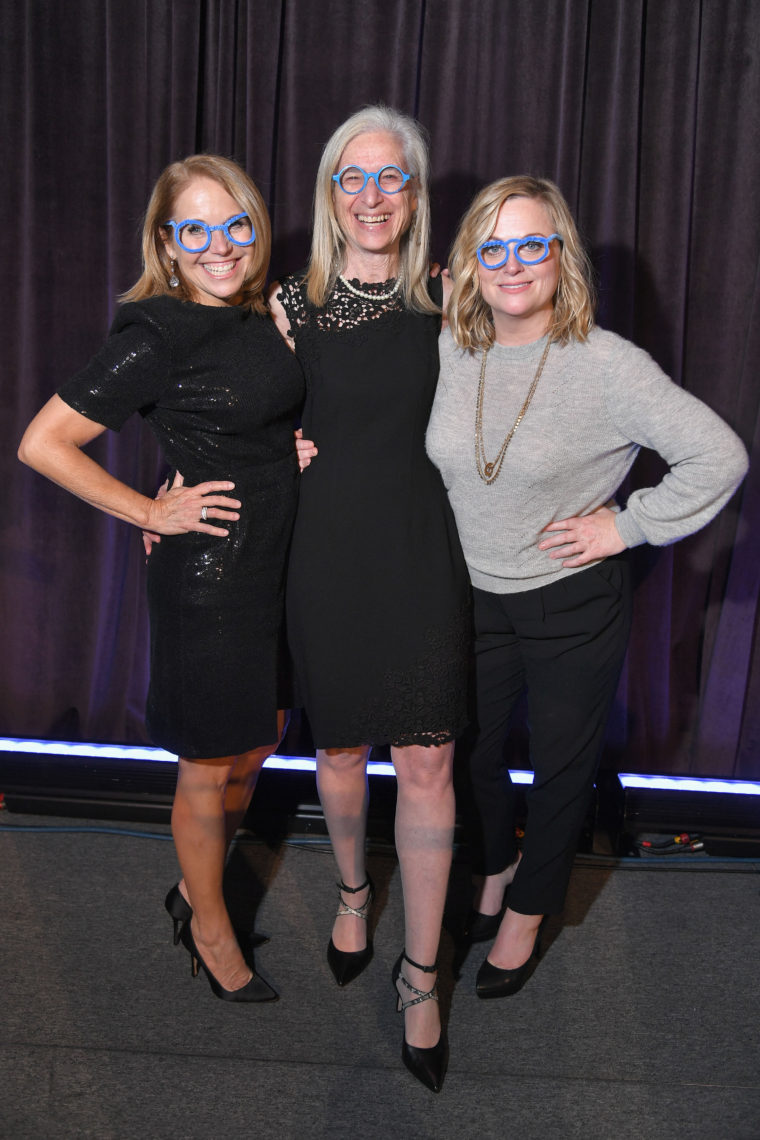 Katie Couric Dr Jane Aronson and Amy Poehler attend the Worldwide Orphans 14th Annual Gala