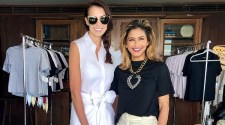 Interior hosts luncheon and trunk show at Soho Beach House