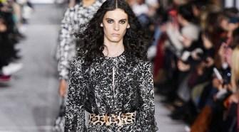 Longchamp Fall Winter 2019 at New York Fashion Week