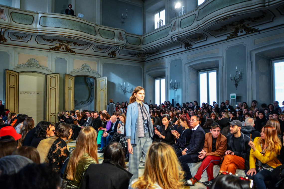 THE SOFT AND SHIMMERING FALL WINTER COLLECTION 2019 BY D.EXTERIOR