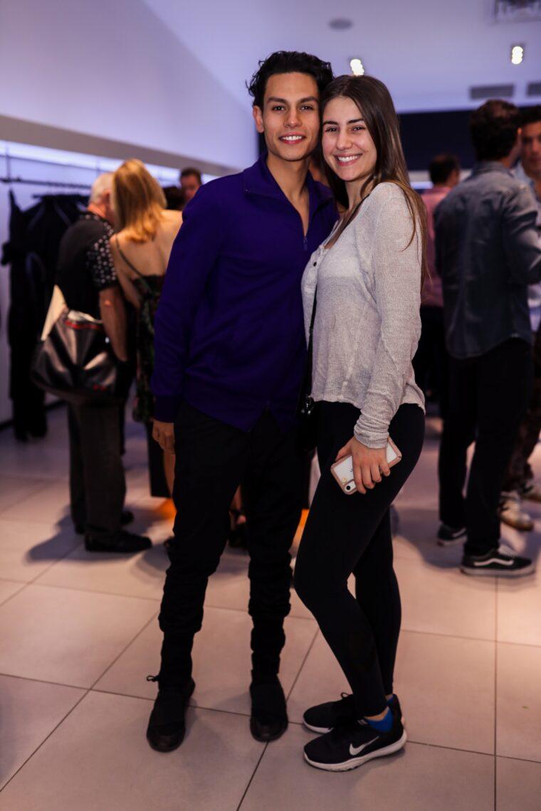 Elijah Santiago & Hannah Ball