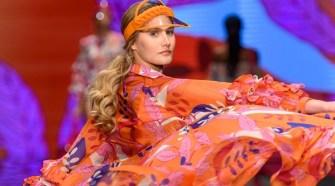 DANIELLA BATLLE RUNWAY Show at Miami Fashion Week