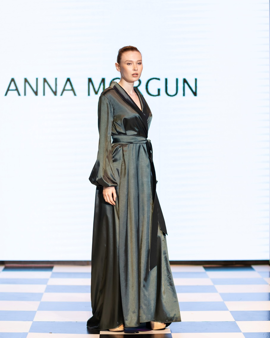 ANNA MORGUN Couture Runway Baku Fashion Expo 2019