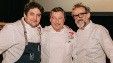 Elite Epicureans to Dine with Four of the World's Greatest Chefs