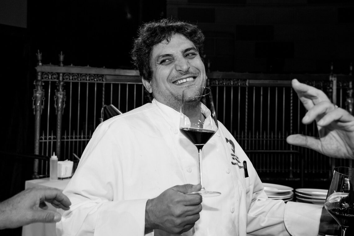 Mauro Colagreco celebrates Once Upon a Kitchen 2018