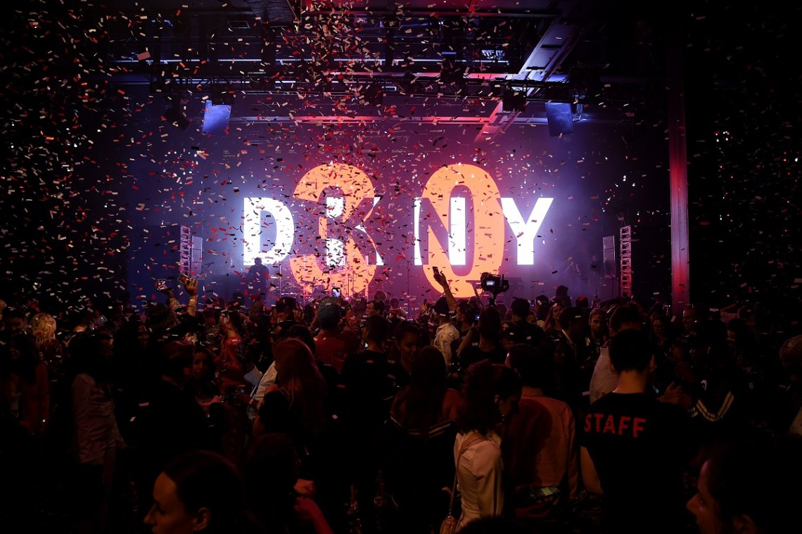 DKNY Turns 30 With Special Live Performances By Halsey And The Martinez Brothers - Inside