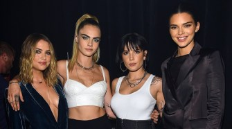 DKNY CELEBRATED THEIR 30TH BIRTHDAY WITH SPECIAL LIVE PERFORMANCES BY HALSEY AND THE MARTINEZ BROTHERS