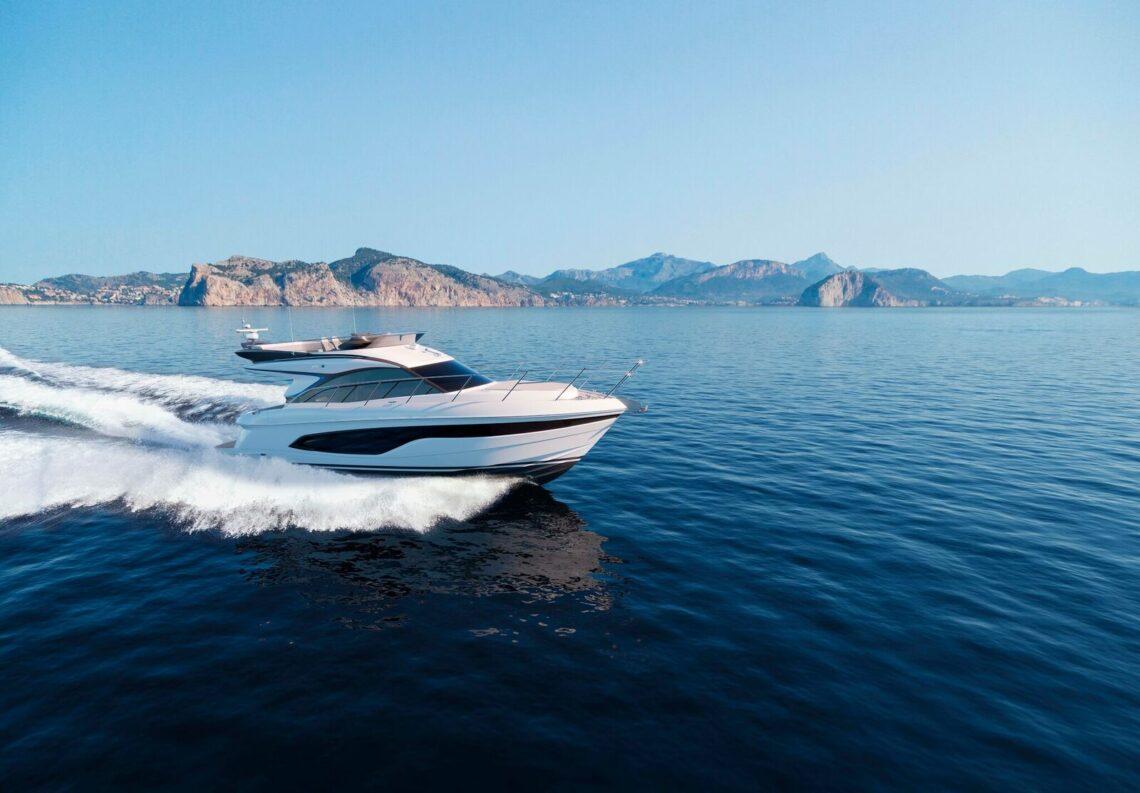Princess Yachts F45