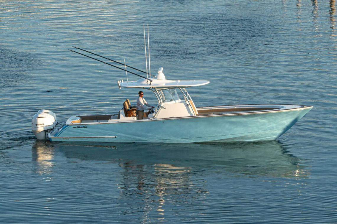 Viking Yachts V37