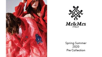 Mr & Mrs Italy spring summer 2020: unisex parkas and bombers for the warm seasons? A must have.