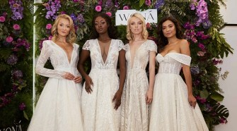 WONÁ Bridal presents Fall 2020 at NYBFW