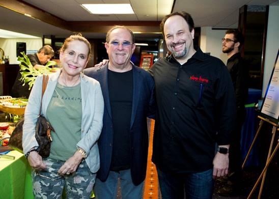 Marsha & Stephen Zimberg with Matthew Korinko