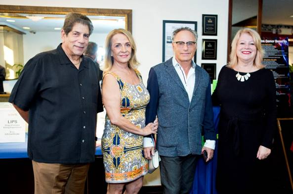 Michael Peyton, Cynthia Christ-Strum & Stephen Strum with Melissa Volpe