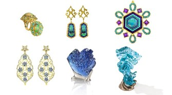 Gemstone Masterpieces Exhibition 2020 at Wilensky Gallery