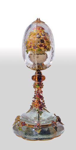 Blossom Egg, by Manfred Wild