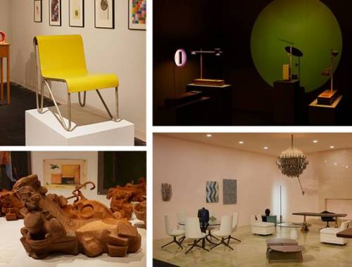 Best Historic Work/ Beugelstoel/ Gerrit Rietveld, 1927/ Courtesy of Galerie VIVID Best Curio Presentation/ ESPASSO presents Fine Tuning by Claudia Moreira Salles Best Contemporary Work/ Savage Series/ Jay Sae Jung Oh, 2019/ Courtesy of Salon 94 Design Best Gallery Presentation/ CONVERSO