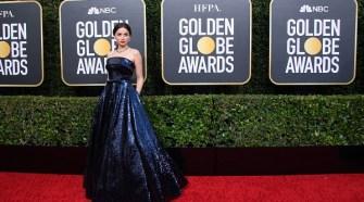 77th Annual Golden Globe Awards Red Carpet