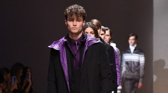 Serdar's neocracy collection debuts at Milano Fashion Week