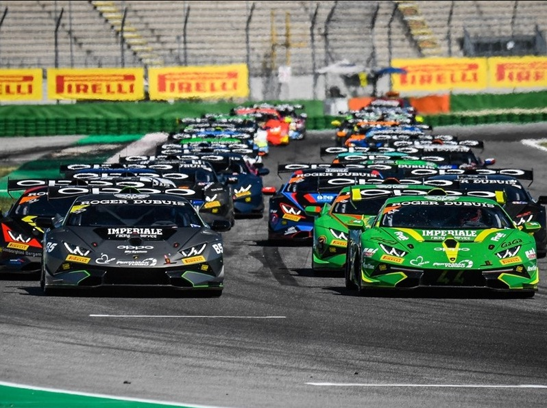 Lamborghini Super Trofeo Europe