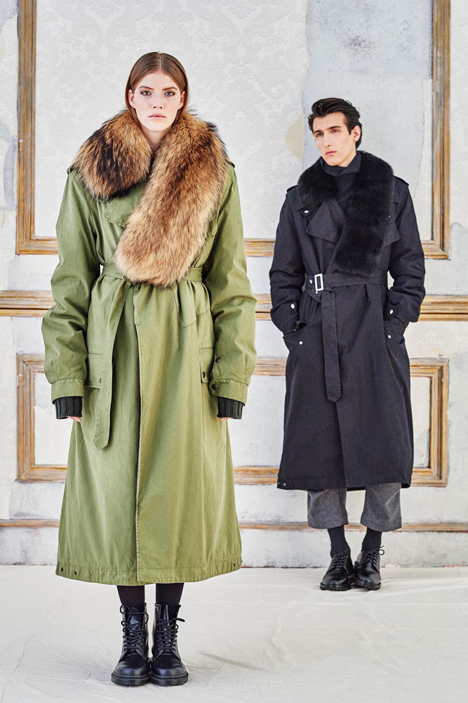 Mr&Mrs Italy fall winter 2020