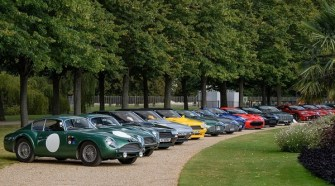 CONCOURS OF ELEGANCE 2020 IN SEPTEMBER AT HAMPTON COURT PALACE