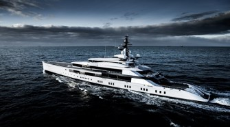Oceanco adds a new 109m to its iconic gigayacht fleet built around innovation and sustainability